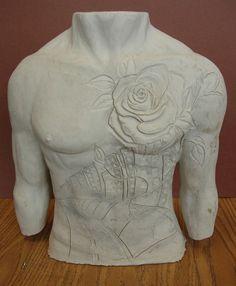 Surface Design | East Chapel Hill High Ceramics Sculpture Projects, Ceramics Projects, Sculpture Ideas, Sculpture Clay, Art Projects, Ceramic Figures, Ceramic Art, High School Ceramics, Ap Studio Art