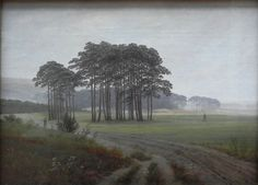Day - Caspar David Friedrich