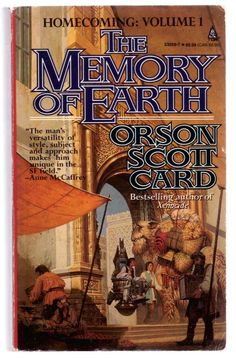 The Memory of Earth (Homecoming Saga #1) Orson Scott Card