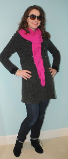 Love this sweater coat - wish list for fall.  Do you hear me stitch fix magic workers?