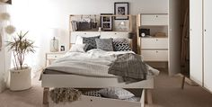 Dormitor Spot | VOX  Design scandinav, luminozitate si naturalete in texturi si culori