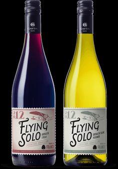 Domaine Gayda - Flying Solo