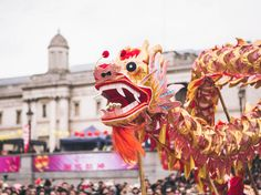Chinese New Year   Various   Things to do in London