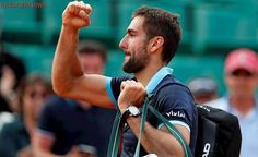 French Open 2017: Marin Cilic flies under the radar all the way to last eight