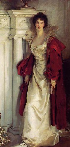 John Singer Sargent (1856-1925) -    La Duchesse de Portland