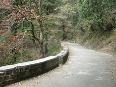 Country roads- Mussoorie