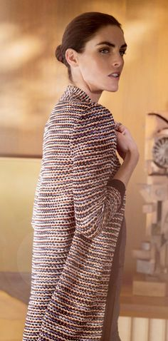 A knit topper will take you from work to weekend with the utmost ease St John Knits