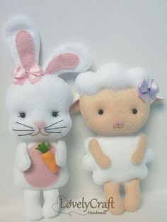 Coelho e ovelha