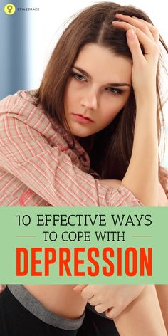 Depression is a constant companion in today's world. Since people have to deal with highly stressful environment. Wondering how to cope with ...