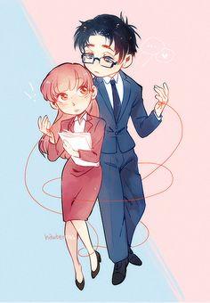 Sep 2019 - procrastinarting , i picked up wotakoi (love is hard for otaku) at. Anime Love Couple, Cute Anime Couples, I Love Anime, Anime W, Otaku Anime, Kawaii Anime, Manhwa, Cute Romance, Anime Couples Drawings