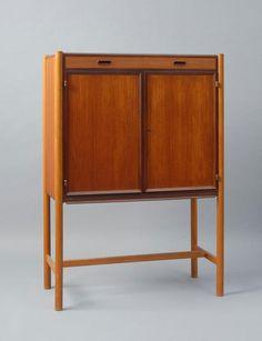 Bengt Ruda; 'Manhattan' Cabinet for IKEA, 1960.