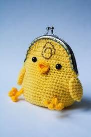 monedero crochet animales - Buscar con Google