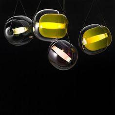Capsula LED Pendant
