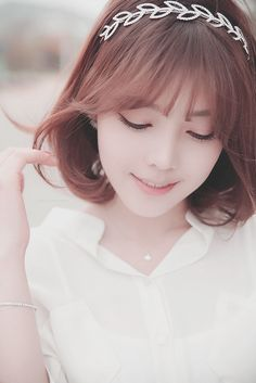 Park Hye Min Ulzzang - Pony makeup - Pony Beauty Diary