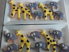 Grey and yellow baby shower.