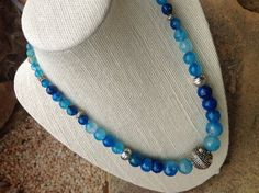 Blue by EleanorGraceDesign on Etsy