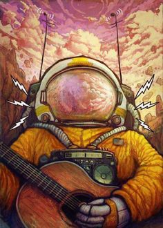 Astronautes / Musicos / Space