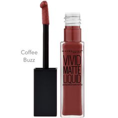 Maybelline Color Sensational Vivid Matte Liquid Wicked Berry, Twisted Tulip, Smokey Rose, Sinful Stone, Red Punch, Orchid Shock, Orange Obsession, Grey Envy, Corupt Cranberry, Coffee Buzz (Sneak Peek) – beatfacefridayy