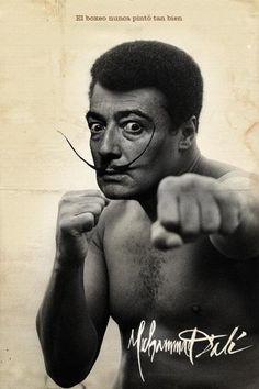 Muhammad Dalí! kkkkk