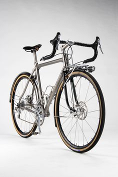 Firefly Bicycles: Touring Bike with Campagnolo 11