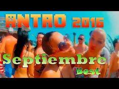 Lo mejor de la Musica de Antro 2016 - Septiembre (Top 10)