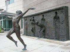 Libertad, por Zenos Frudakis