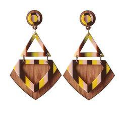 Fine or Fashion: Fashion   Style: Trendy   Material: Resin   Gender: Women      Resin Earrings