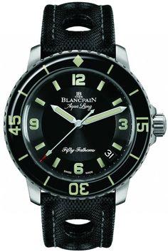 Blancpain Fifty Fathoms Aqua Lung Limited edition (500pcs)