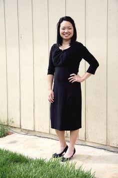 The Katherine Dress  www.mikarose.com