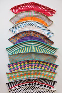 color knitting by machine