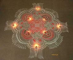 Sankranti Rangoli Kolam Designs