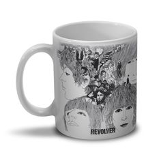 Caneca The Beatles - Revolver