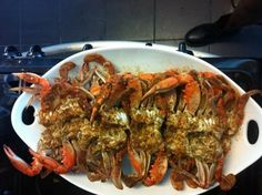 Steamed Blue Crab 4 Cans Of Budweiser 5 6 Tbs Old Bay
