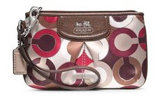 Hot New Blogger  Opportunity    A Coach Wristlet  Giveaway  hosted by  Charisma Media!