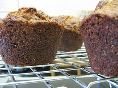 This recipe will make very dense muffins - it's recommended for those wanting to up their fibre intake. Weight Watchers Bran Muffins recipe Makes 12 servings(. Weight Watchers Bran Muffin Recipe, Weight Watchers Breakfast, Weight Watchers Desserts, Ww Recipes, Muffin Recipes, Breakfast Recipes, Breakfast Ideas, Skinny Recipes, Recipes
