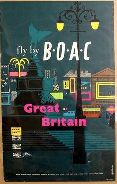 Great Britain - BOAC