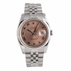 Rolex Datejust automatic-self-wind mens Watch 116234 (Certified Pre-owned) * This is an Amazon Associate's Pin. Detailed information can be found on Amazon website by clicking the VISIT button Louis Vuitton Watches, Amazon Website, Rolex Watches For Men, Certified Pre Owned, Pre Owned Watches, Rolex Datejust, Automatic Watch, Button