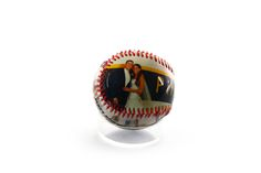Let's celebrate your wedding anniversary this year with the help of this long lasting, high quality customized baseball. You can use any pictures and text. Get creative and design your own with Make A Ball.
