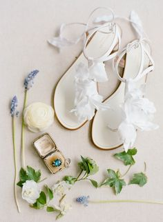 Featured Photographer: Rebecca Yale Photography; Wedding shoes ideas.
