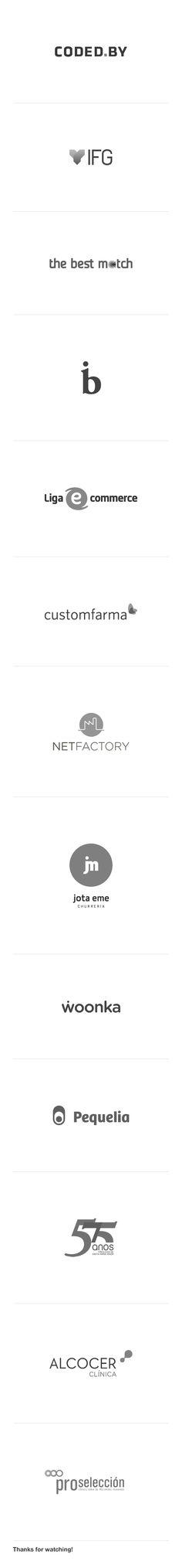 Some logos, by Aditiva Design