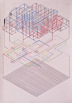 site markings sketch ccae architecture masters drawing rento van drunen s gridcollages and transmission
