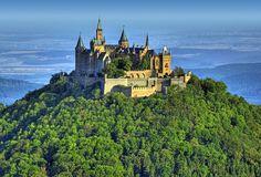 Hohenzollern Castle, Stuttgart, Germany
