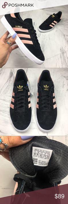 ADIDAS Shoes ORIGINALS Gazelle VELVET W NWT