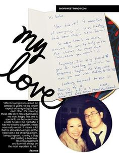 Cartas de Amor-- personal love letters from 18 bloggers