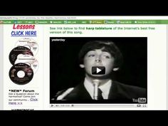 Harmonica Tabs and Harmonica Songs - How to Find for Free - YouTube