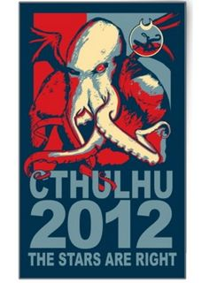 Cthulhu For President!