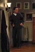 The Big Bang Theory S03E22: The Staircase Implementation    Season 3 Episode $22