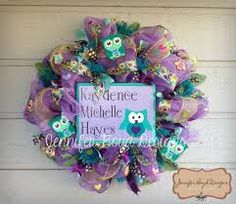 baby wreaths - Google Search