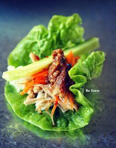 Bo Ssam - Korean Roasted Pork Belly | Milk and Honey