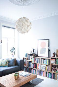 "A ""Charmingly Off-Level"" Oslo Apartment   Design*Sponge"